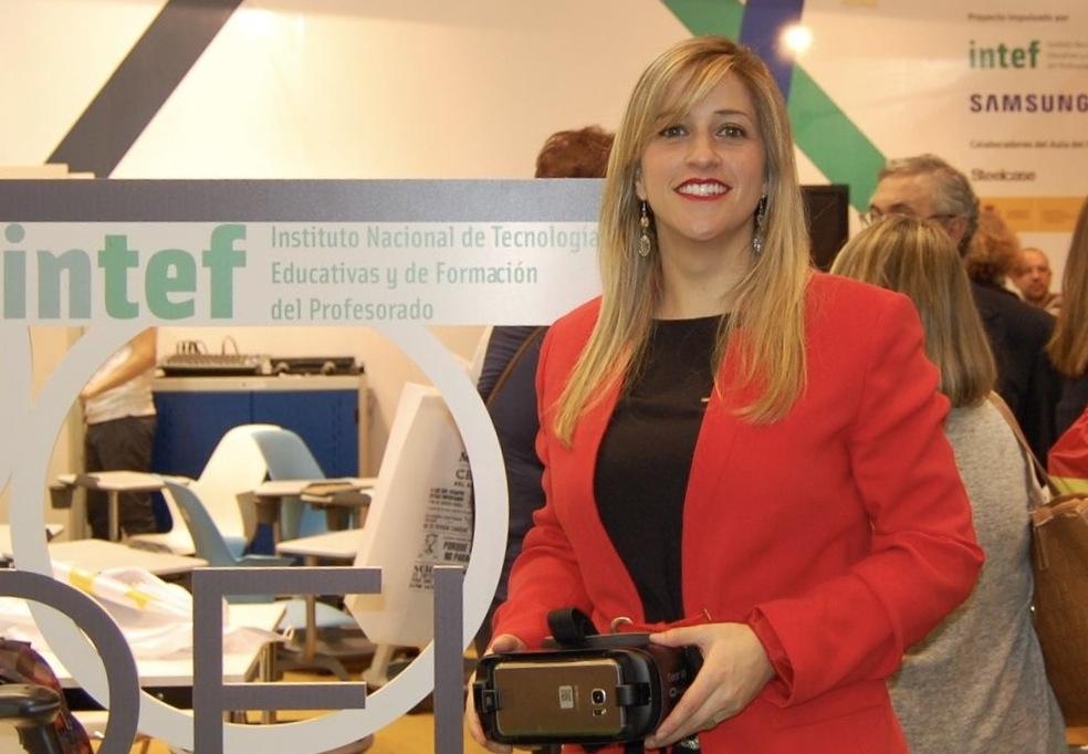 Actualidad Docente Entrevista A Laura Morillas Directora