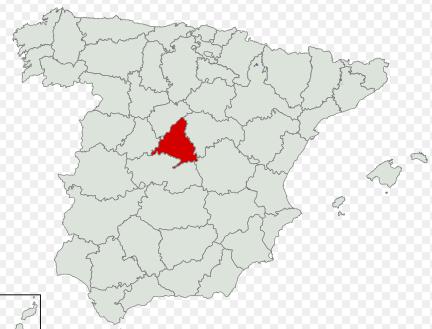 Becas y ayudas en la Comunidad de Madrid.