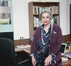"""Carmen Pellicer: """"Trabajar en red es la clave. Las escuelas solas no son motor suficiente"""""""