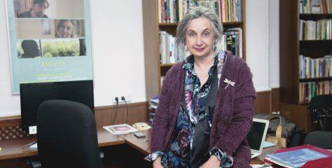 """Carmen Pellicer: """"Trabajar en red es la clave. Las escuelas solas no son motor suficiente de cambio"""""""
