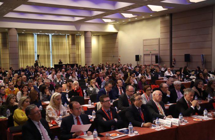 El 46º Congreso de CECE se ha celebrado del 8 al 10 de noviembre en Valencia. (Foto: Sergio Cardeña)