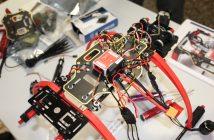 Dos escuelas agrarias de Holanda, una de España, otra de Dinamarca y la organización española CECE trabajan juntas en un plan de formación docente sobre montaje y usos de los drones.