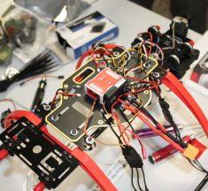 Edudrone: un proyecto de centros europeos para introducir el dron en las aulas