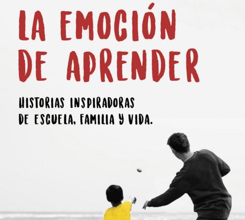 'La emoción de aprender' (Plaza&Janés) es el tercer libro sobre educación de César Bona desde que fue candidato al Global Teacher Prize.