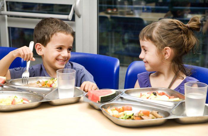 Menos sal, azúcar y grasas, también en los comedores escolares ...