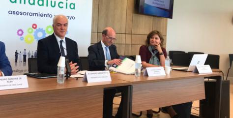 """Leandro García Reche, presidente de CECE Andalucía: """"No pueden quitar unidades a un concertado para llevarlas a uno público. Esa línea no puede pasarse"""""""