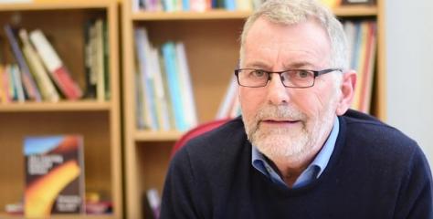 """Graham Powell: """"Necesitamos un consenso internacional sobre la educación para el futuro, igual que con el cambio climático y el medio ambiente"""""""
