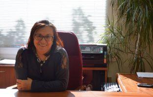 Cuqui Fuertes fue secretaria de Relaciones Institucionales y Comunicación de CECE. (Foto: Ignacio Bazarra)
