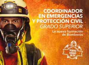 El título de Coordinador de Emergencias habilita para diseñar los planes de emergencias y autoprotección de empresas, fábricas y grandes superficies.