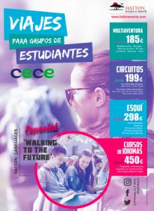 Consulta aquí el folleto con todas las ofertas para los colegios de CECE.