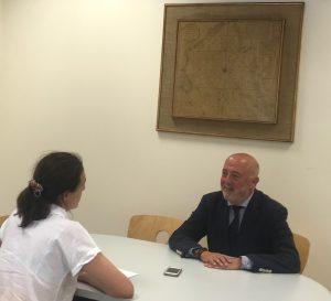 Vidal Sánchez Vargas es director del Colegio Monte Tabor Schoenstatt de Madrid. Puedes leer más sobre su larga trayectoria en educación aquí.