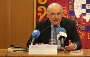 El historiador Rafael Sánchez Saus dirige el 21º Congreso Católicos y Vida Pública, centrado en la libertad de educación.