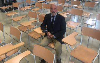 Vidal Sánchez, director del Colegio Monte Tabor Schoenstatt de Madrid, es el presidente de CECE-Madrid.
