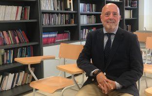 Vidal Sánchez es presidente de CECE-Madrid desde junio de 2019 y director del Colegio Monte Tabor Schoenstatt de Madrid.