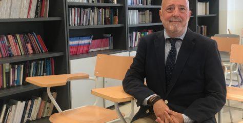 Vidal Sánchez, presidente de CECE-Madrid: «Confío en que el nuevo equipo de gobierno sacará adelante muchas de nuestras reivindicaciones»