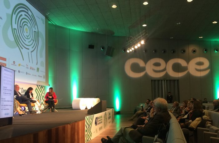 El 47 Congreso Nacional de CECE se ha celebrado en A Coruña del 28 al 30 de noviembre de 2019.