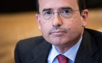 """Alfonso Aguiló, presidente de CECE, cree que """"forzar a los ciudadanos a hacer lo que el planificador quiere"""" es impropio de un país democrático."""