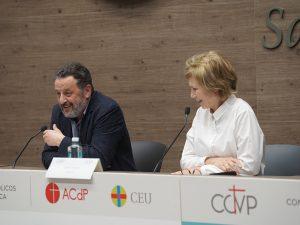 El profesor italiano, autor de El Arte de Educar, pronunció la conferencia de clausura del XXI Congreso Católicos y Vida Pública.