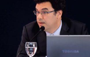 Ismael Sanz fue el responsable del desarrollo de las pruebas PISA de 2012 y 2015 en el Ministerio de Educación.