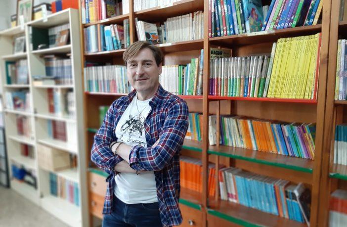 Toni García Arias fue elegido el Mejor Docente de Primaria de 2018 en España y participa este fin de semana en la jornada Grandes Profes.