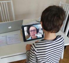 Colegio NClic de Vitoria: mucho contacto con las familias y videoconferencias para repasar y resolver dudas
