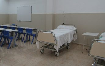 El Instituto Técnico Profesional Pax de Valencia explica cómo compensa la falta de FCT en sus alumnos de formación sanitaria.