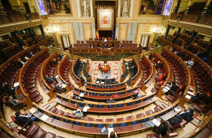 La LOMLOE se encuentra en trámite parlamentario.