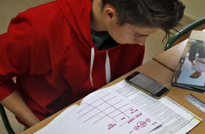 El fomento de la autonomía del alumno en su aprendizaje es una de las claves del proyecto de Trilema que será clave en el curso que viene.