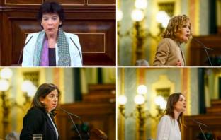 Las enmiendas a la totalidad del proyecto de la LOMLOE fueron rechazadas en el Pleno del Congreso del 17 de junio.