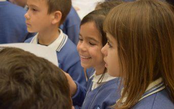 El Colegio Santa Gema Galgani ha diseñado una Unidad Cero para trabajar las emociones y motivaciones en este comienzo de curso, en plena pandemia y tras seis meses sin pisar las aulas.