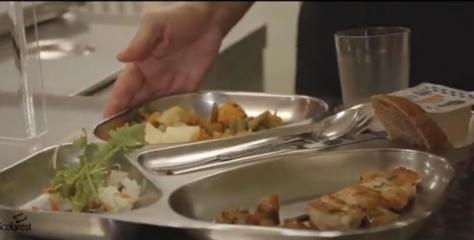 Joan Vergés, responsable de Compass Group España para comedores escolares: «Trabajamos para que sea más seguro comer en el colegio que en casa»