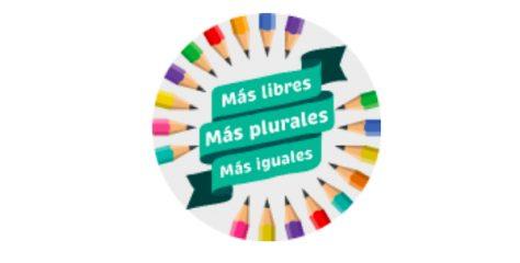 'Más plurales, más libres, más iguales', la campaña de la escuela concertada que alerta del daño de la LOMLOE a las libertades