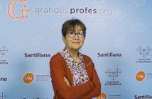 La pedagoga Roser Batlle participó en la última edición de Grandes Profes, que dedicó uno de sus diálogos al Aprendizaje-Servicio. (Foto: Fundación Atresmedia)