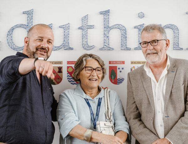 Ana Pérez Saitua: «La pandemia ha generado mayor interacción y cohesión entre profesores»