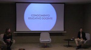 Las autoras de 'Miradas que Mejoran', las profesoras Macarena Verástegui y Karen Pérez Rubio.