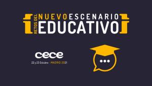 El 48º Congreso Nacional de CECE se celebra los días 22 y 23 de octubre en Madrid.