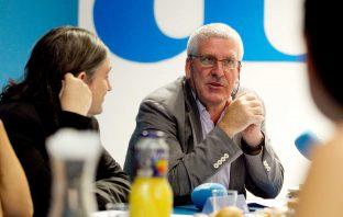 Gregorio Luri participará en el 48º Congreso Nacional de CECE, que se celebrará en Madrid los días 22 y 23 de octubre. (Foto cedida por Ariel)